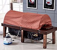 Кушетка - стол для косметолога / массажиста с встроенной термо-системой . Люкс
