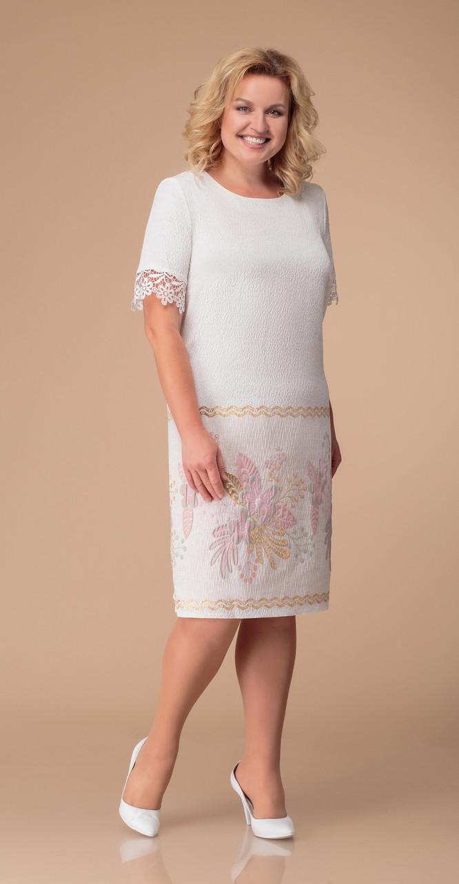 Платье Svetlana Style-1269, белый, 52