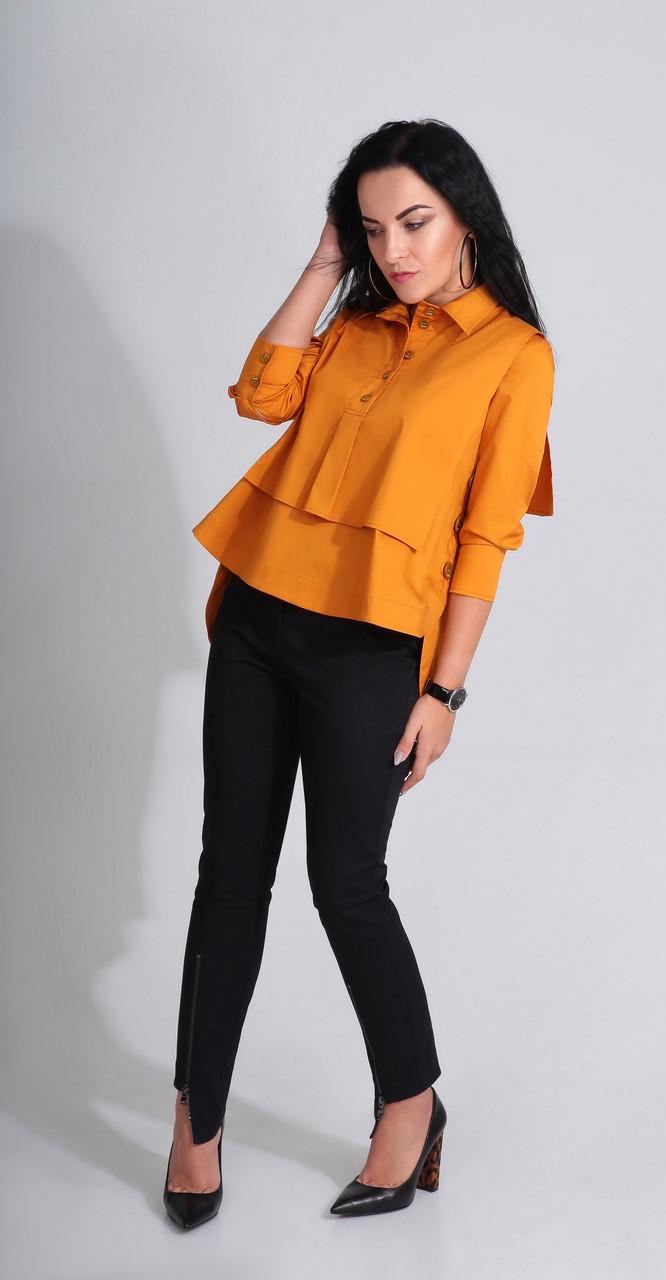 Костюм ElPaiz-456, оранжевый+черный, 42