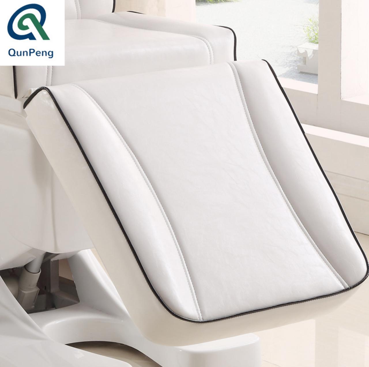 Кресло кушетка для косметолога / массажиста с электроприводом Люкс - фото 6