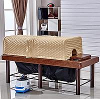 Кушетка - стол для косметолога / массажиста с термо- и аромасистемой. Люкс