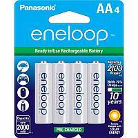 Аккумуляторы Panasonic Eneloop AA 2000 MHa