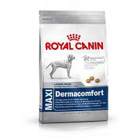 Корм для собак крупных пород с чувствительной кожей Royal Canin MAXI DERMACOMFORT 26 - 10 kg