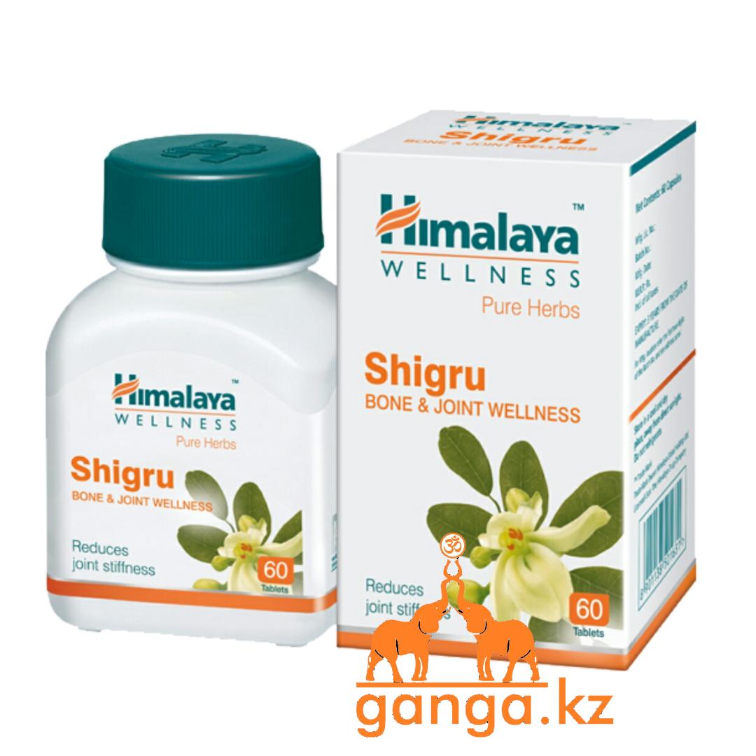 Шигру - Снижение сахара в крови (Shigru HIMALAYA), 60 таб.