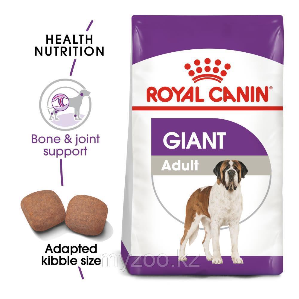 Сухой корм для собак Royal Canin GIANT ADULT PRO 20 kg.