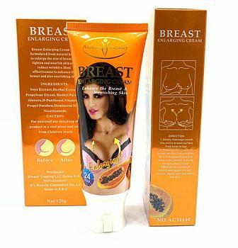 Крема для увеличения груди Breast enlarging cream 120мл