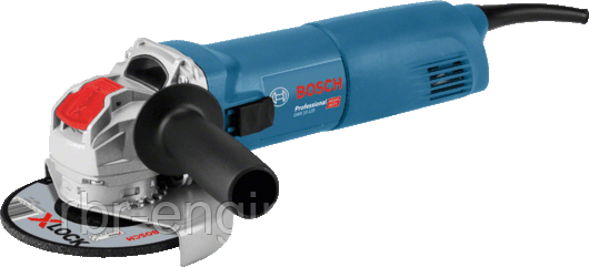 Угловая шлифмашина Bosch, с X-LOCK. GWX 10-125, Professional