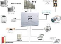 Монтаж и настройка АТС, мини-АТС в Алматы