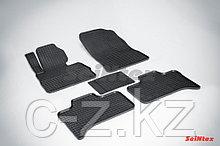 Резиновые коврики Сетка для BMW X-5 E-53 1998 - 2007