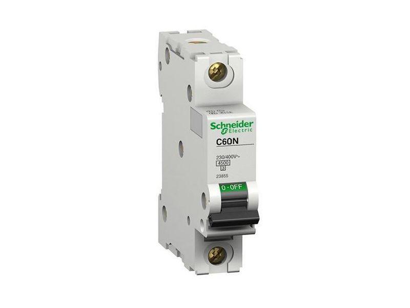 Автоматический выключатель 11201 ВА 63 (1ф) 6А Schneider