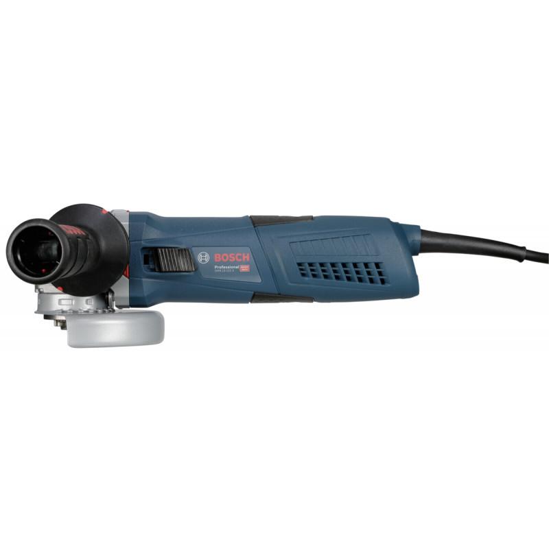 Угловая шлифмашина Bosch, с X-LOCK. GWX 13-125 S, Professional