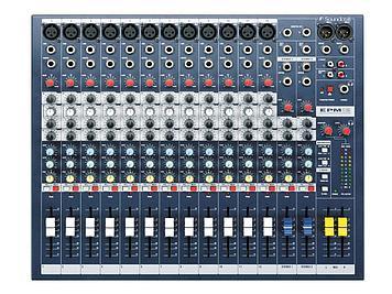 Микшерный пульт пассивный  Soundcraft EFX12