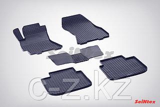 Резиновые коврики Сетка для Subaru Outback IV 2009-н.в.