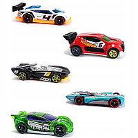 Машинки Hot Wheels для треков в наборе по 5 шт