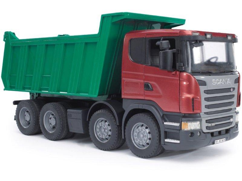 Bruder Игрушечный Самосвал Scania (Брудер)
