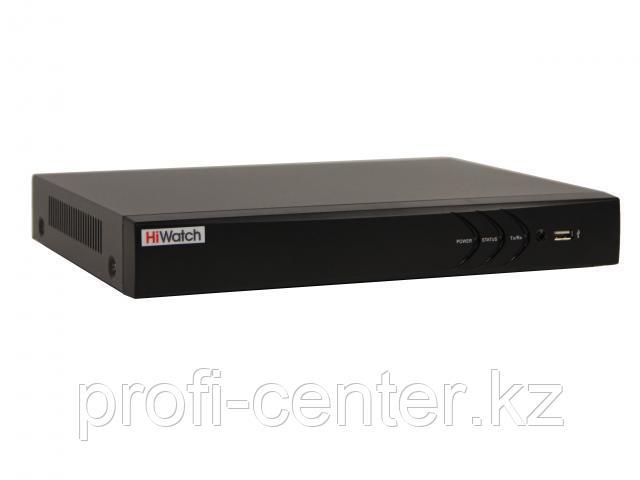 DS-H216QP 16-канальный видеорегистратор до 4мр 2 sata