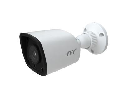 5Мп  IP-камера с функцией обнаружение лица TVT TD-9451E2A(D/PE/AR2)
