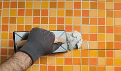 Затирка для швов отделочной плитки