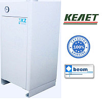 Котел газовый КЕЛЕТ напольный 16 кВт для площади до 160 м2 KCГ-16