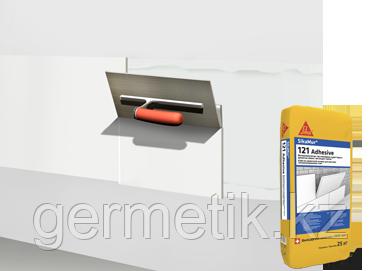 Клей для наружной теплоизоляции SikaMur-121 Adhecive, мешок 25 кг
