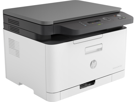МФУ HP 4ZB96A HP Color Laser MFP 178nw Printer (A4) , Printer/Scanner/Copier, 600 dpi, 4/18 ppm, 128MB, 800Mhz