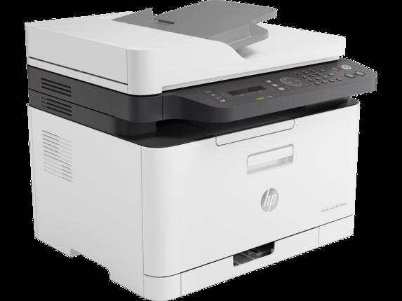 МФУHP 4ZB97A HP Color Laser MFP 179fnw Printer (A4) , Printer/Scanner/Copier/Fax/ADF, 600 dpi, 4/18 ppm, 128M