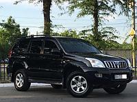 Аренда авто Toyota Land Cruise, Prado с водителем