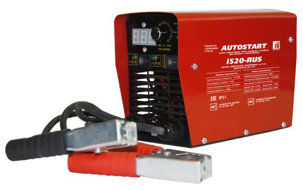 Пуско-зарядное инверторное устройство BestWeld Autostart i520-RUS