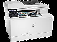 МФУHP T6B71A HP Color LJ Pro MFP M181fw Printer (A4) Printer/Scanner/Copier/Fax/ADF, 600 dpi, 800 MHz, 16 ppm, фото 1