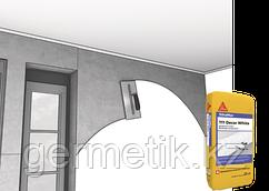 SikaMur® - 111 Decor White Штукатурка декоративная на цементной основе Мюнхенка