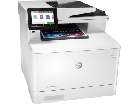 МФУ HP W1A78A HP Color LaserJet Pro MFP M479fnw Prntr (A4) , Printer/Scanner/Copier/Fax/ADF, 600 dpi, 27 ppm,