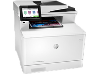 МФУ HP W1A78A HP Color LaserJet Pro MFP M479fnw Prntr (A4) , Printer/Scanner/Copier/Fax/ADF, 600 dpi, 27 ppm,, фото 1