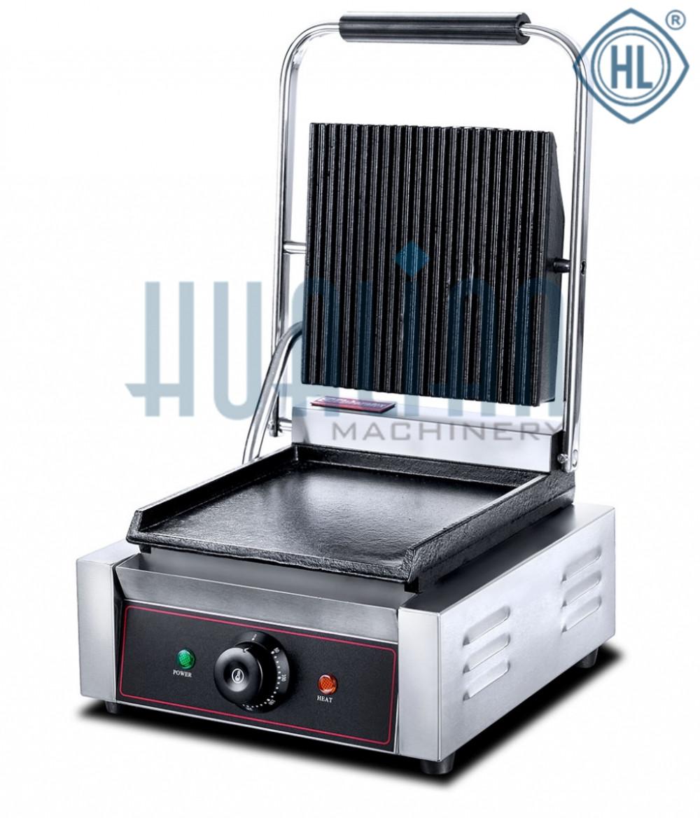 Электрический прижимной гриль HEG-811EA