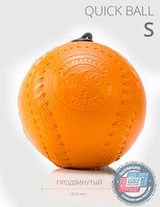 Спортивный тренажер Quick Ball-SET (боевой мяч на резинке). Боксерский тренажер, фото 3