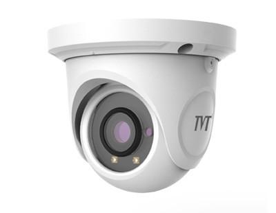 5Мп  IP-камера с функцией обнаружение лица TVT TD-9555E2A(D/AZ/PE/AR3)