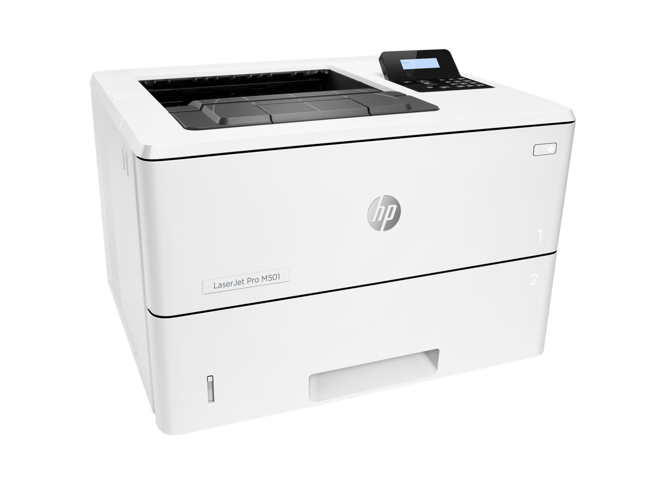 ПринтерHP J8H61A HP LaserJet Pro M501dn Printer (A4) , 600 dpi, 43 ppm, 256MB, 1500Mhz, tray 100+550 pages, D