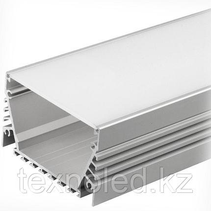 Алюминиевый профиль для светодиодной ленты 70мм х 40мм, фото 2