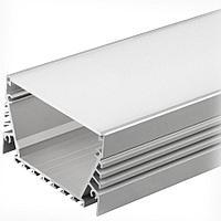 Алюминиевый профиль для светодиодной ленты 70мм х 40мм