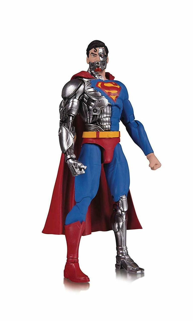"DC Collectibles ""DC Essentials"" Фигурка Киборг-Супермен - Хэнк Хеншоу"