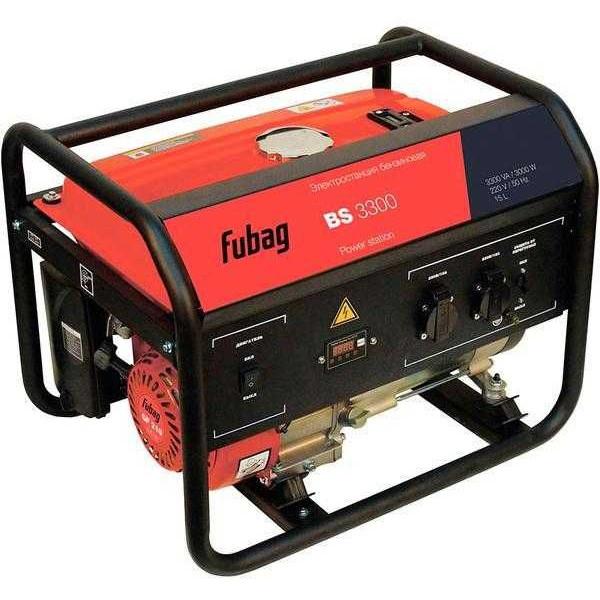 Генератор бензиновый Fubag 3300