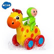 Ковбой на диком быке, на коне, на жирафе, фото 3