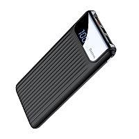 Внешний аккумулятор с дисплеем Baseus Thin Digital 10000mAh (Черный)