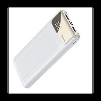 Внешний аккумулятор с дисплеем Baseus Thin Digital 10000mAh (Белый)