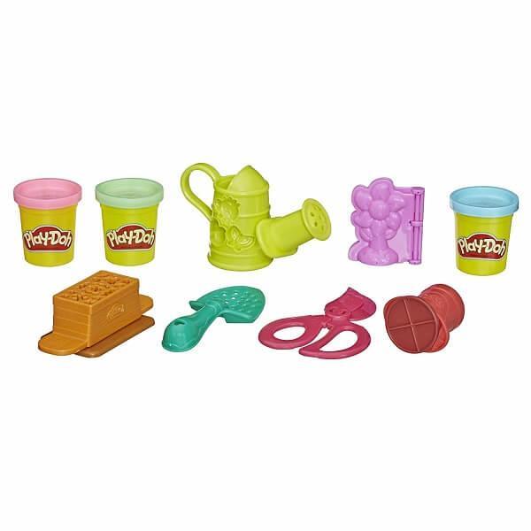 Hasbro Play-Doh   Плей-До Сад или Инструменты