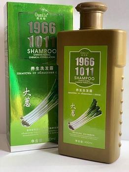 Шампунь против выпадения волос с экстрактом лука  101 от Oumile