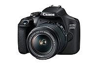 Фотоаппарат Canon EOS 2000D Kit 18-55 III 1 год гарантии