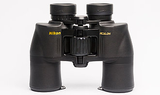 Бинокль Nikon Aculon A211 10x50, Black