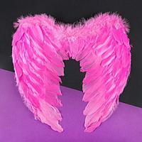 Крылья ангела, цвет розовый