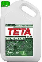 Антифриз TETA PLUS 5кг зеленый