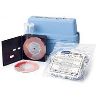 Hach 1464-01 колориметрический набор на железо общее, 0.25-7 мг/л, 100 тестов 146401